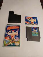 HTF Amagon (Nintendo NES) video game CIB