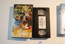 CA2 K7 VHS LES FABLES DE LAFONTAINE
