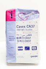 Cavex Dental Impression Alginate Fast Pink Color Mint Flavor Dustless 453g 1 Lb