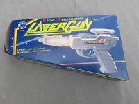 Vintage Space Sounds Lasergun Soundlaser / Laser Gun / Laser Pistole - HP - Ovp