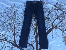 🔥Citizens of Humanity Elson Medium rise Straight Leg Dark Blue Jeans Women 28🔥