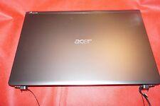 ♥✿♥ Acer 5810t 5810tz Timeline  Display KOmplett complete