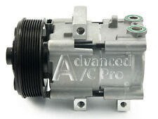 New A/C Compressor Fits: 1997 1998 1999 2000 2001 Ford F-150 V8 4.6L & 5.4L AC