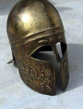 Ex Canadian Valentine Armoury Museum Embossed Corinthian helmet armor armour