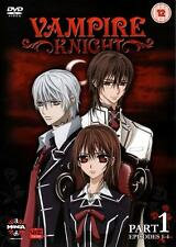 Vampiro Knight Vol 1 (DVD / EPISODIOS 1-4 2010)
