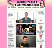 DATING SEX RELATIONSHIPS STORE Business Website. Ebay+Amazon+Adsense+Clickbank