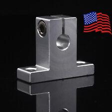 SK8 SK08 8mm Linear Rod Rail Shaft Guide Support CNC 3D Printer RepRap LM8UU