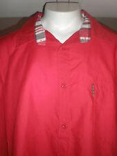 NWT ECKO UNLTD RED S/S DRESS SHIRT SZ:4XL 4X