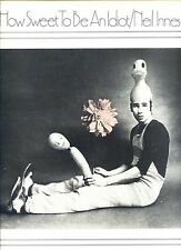 NEIL INNES how sweet to be an idiot UK 1973 EX+ LP