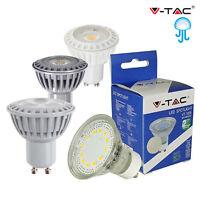 FARETTI LED GU10 V-Tac da 3W a 7W Lampada Spot Faretto Incasso COB SMD Dimmer