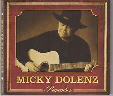 MICKY DOLENZ REMEMBER CD Monkees