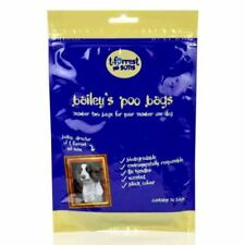 Bailey's Poo Bags x50 Doggy Scented Biodegradable