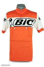 BIC vintage wool jersey, new, never worn S