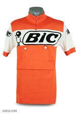 BIC vintage wool jersey, new, never worn L