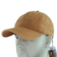 Timberland Classic Hat Mens Cotton Canvas Baseball Cap Casual Adjustable OSFM