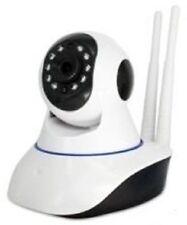 HD Wifi / IP Home & Office Security Camera, Pan Tilt Wireless, Night Vision, Plu