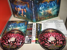 2 CD GAMMA RAY - SKELETONS IN THE CLOSET  JAPAN