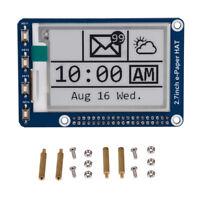 "2.7"" e-Paper HAT E-Ink Module 2-color Display Board for Raspberry Pi Arduino BT"