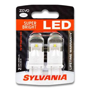 Sylvania ZEVO Daytime Running Light Bulb for Jeep Grand Cherokee Compass ln