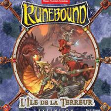 Jeu de société Runebound : l'île de la terreur - Ystari - Extension