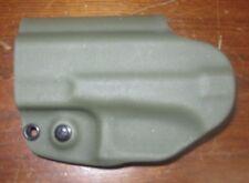 eagle industries G-CODE OSH holster Glock 26 27 33 kydex OD green LH G26 G27 G33