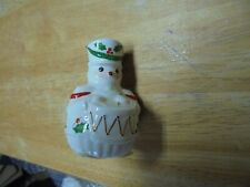 "Lenox Holiday ""Toy Soldier"" Salt And Pepper Shakers - Made In China"