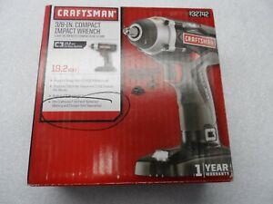 "Craftsman 3/8"" Drive C3 19.2V Li-lon Compact Impact Wrench - Part # 32742"