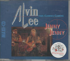 Alvin Lee Jenny Jenny MaxiCD NEU Jenny Jenny Use That Power A Little Bit Of Love
