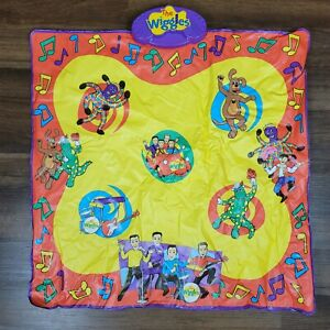 The Wiggles Dance Mat 2003 Spin Master Tested & Working Toy Henry Wags Dorothy