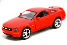 "New 5"" Kinsmart 2006 Ford Mustang GT Diecast Model Toy Car 1:38 Red"