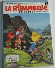 LA RIBAMBELLE EN ECOSSE Des ROBA Texte VICQ  EO 1966 SUPERBE TBE