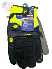Wells Lamont Cold Weather/Work Gloves With Touch Screen Technology