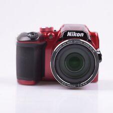 Brand New Nikon COOLPIX B500 16MP Digital Camera Int. Version - Red