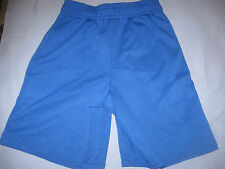 BOY'S SIZE MEDIUM (8) STARTER SHORTS, BLUE, 2 SIDE POCKETS, VERY GOOD CONDITION