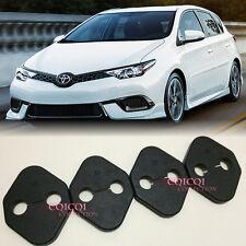 door lock striker cover for Toyota 2017 Corolla iM hatchback 4pcs ◎