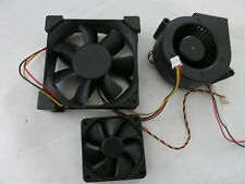 Original Mitsubishi WD-60C9 Internal Fan Set WD-60735 WD-65735 WD-73735 WD-65835