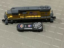 LIONEL 1923110 UNION PACIFIC AMERICAN PROUD LIONCHIEF GP38 DIESEL O GAUGE TRAIN