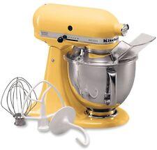 220 VOLT KitchenAid 5 Qt. 4.7 Liter Artisan Stand Mixer KSM150 FOR OVERSEAS 220V
