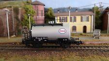 PIKO 97048 Carro cisterna FS Italia a 2 assi Esso livrea alluminio
