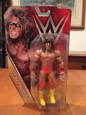 Ultimate Warrior 2015 WWE WWF Action Figure by Mattel NIB NIP Wrestling