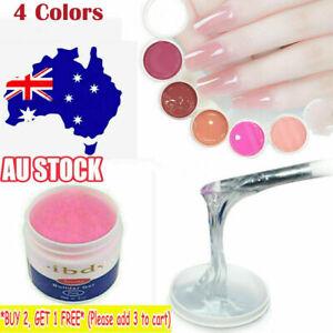 IBD UV Hard Builder Gel 56g/2oz Nail Art Nail Manicure Beauty Salon Gift 4-Color