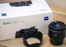 Zeiss Batis 25mm F/2 Distagon Lens for Sony E FE Mount