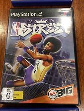 NBA Street, PS2, complete, tested, PlayStation 2