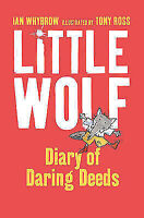 Little Wolf's Diary of Daring Deeds by Ian Whybrow (Paperback, 1997)