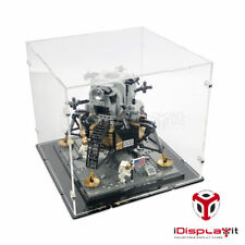 Acryl Vitrine für Lego 10266 Apollo 11 Lunar Lander - NEU