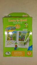 LeapFrog - Tag Reading System - Learn to Read Book Set 2, Long Vowels