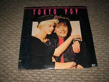 "Vintage 1988 SEALED ""Tokyo Pop Movie Soundtrack"" LP - Ric Records (RCR-850) MINT"