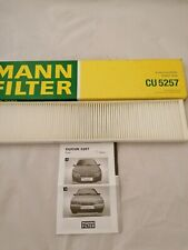 MANN CU5257 Cabin Filter for Ford cougar, mondeo mk1
