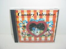Country Valentine by Various Artists (CD, Feb-1999 Sony Music Distribution (USA)