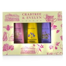Crabtree & Evelyn Heritage Hand Therapy Set (1x Old World Jasmine, 1x 3x25g